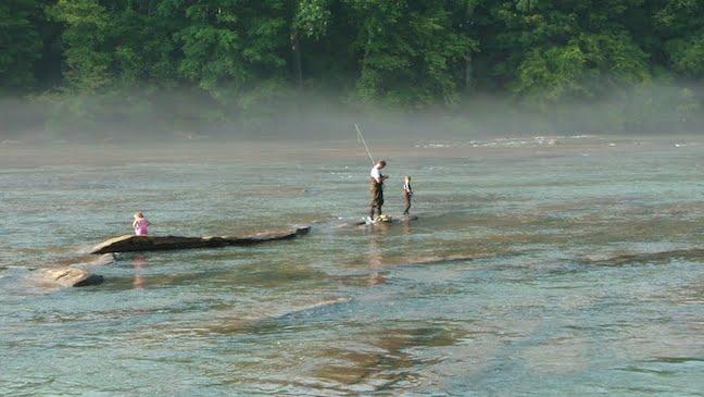 Day Trips From Atlanta: Fishing the Chattahoochee River