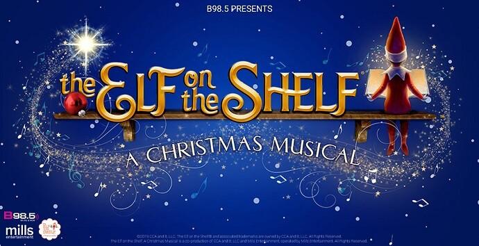 The Elf on the Shelf: A Christmas Musical