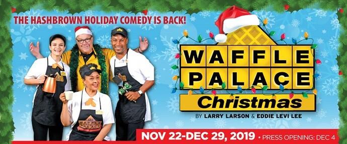 Waffle House Christmas