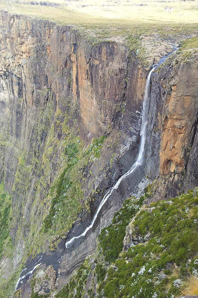 Africa's Tallest Waterfall -Tugela Falls