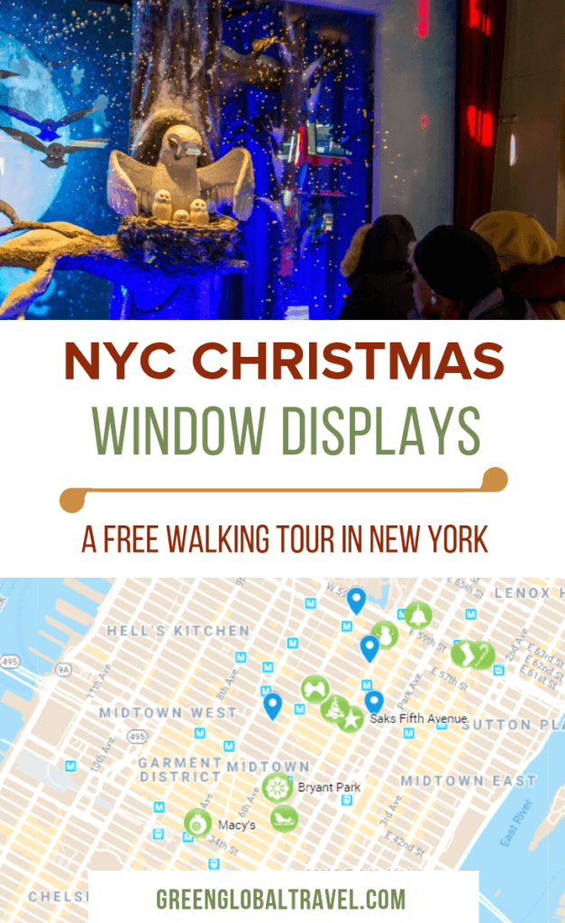 Nyc Christmas Windows 2020 Nyc Christmas Windows 2020 Map | Krqbqu.bestnewyear2020.info