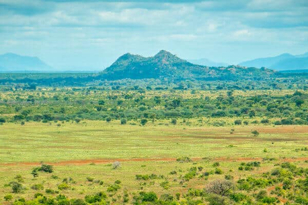 Elsas Kopje in Meru National Park Kenya