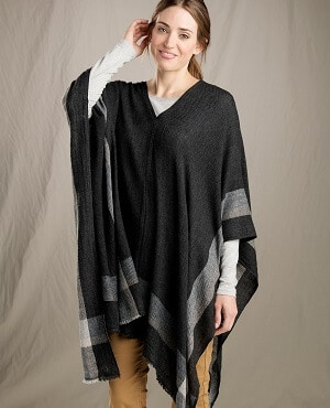 Great gifts for Women -ToadandCo Namche Poncho