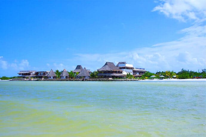 Best Hotels on Isla Holbox beach - Las Nubes de Holbox