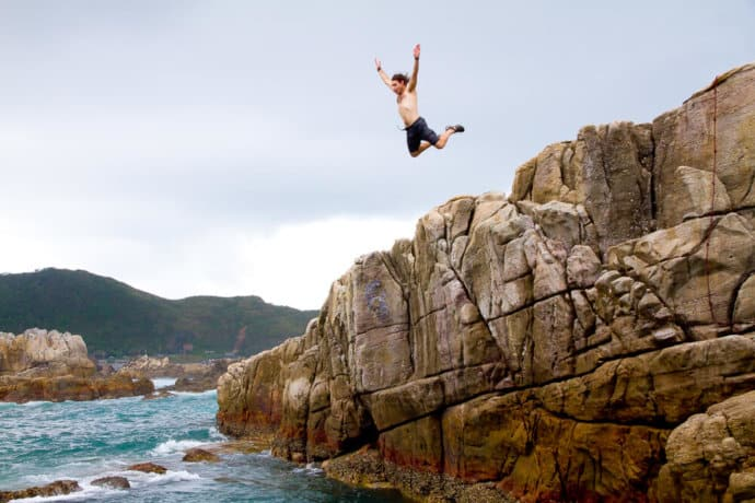 Things to do in Taiwan - Longdong Climbing & Cliff Diving