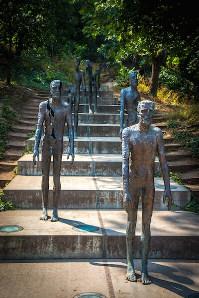 What to See in Prague: Memorial to the Victims of Communism
