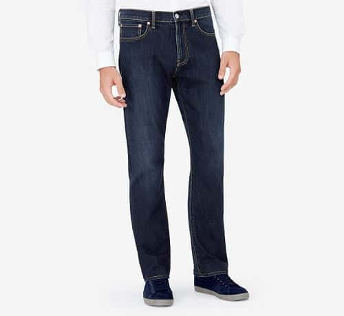 Bluffworks Departure Mens Travel Jeans