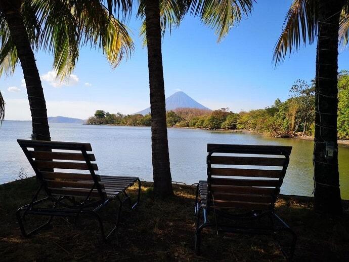 Hacienta Merida Isla de Ometepe Nicaragua