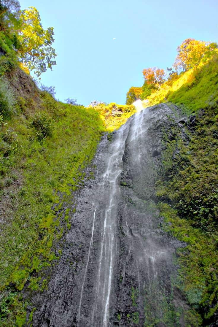 Isla de Ometepe - San Ramon Waterfall