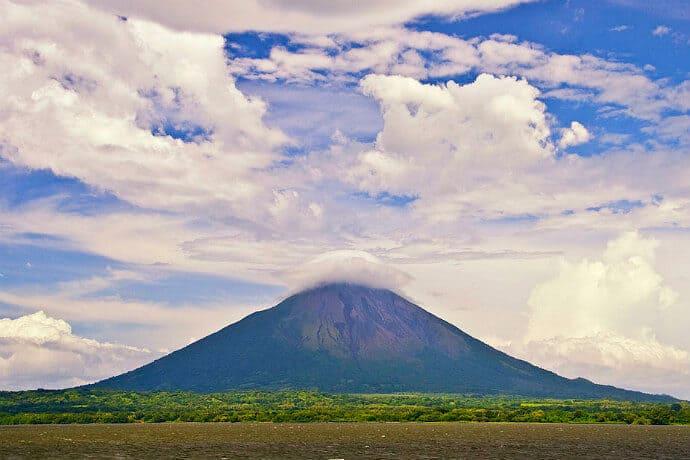 Ometepe Island -Concepción Volcano