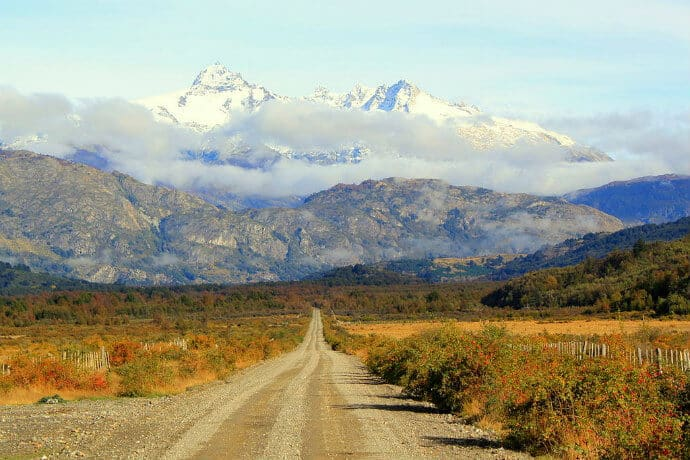 Patagonia Argentina South America -Drive the Carretera Austral