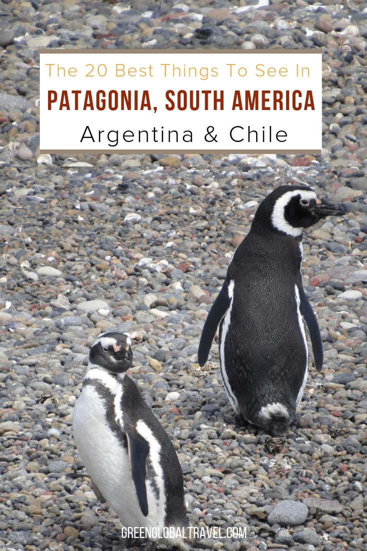 The 20 Best Things to do in Patagonia South America via @greenglobaltrvl #PatagoniaTravel #PatagoniaSouthAmerica #PatagoniaHiking #PatagoniaMountains #PatagoniaTrip #PatagoniaTravelArgentina #PatagoniaTravelChile #PatagoniaTravelHiking #PatagoniaTravelNationalParks #PatagoniaTravelMap #PatagoniaTravelNature #PatagoniaTravelDestinations