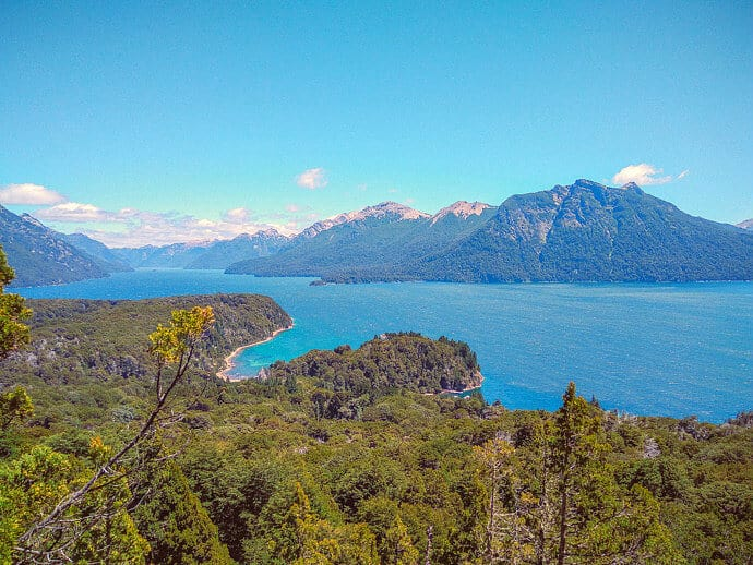 Things to do in Argentina Patagonia South America -Cycle Llao Llao Park