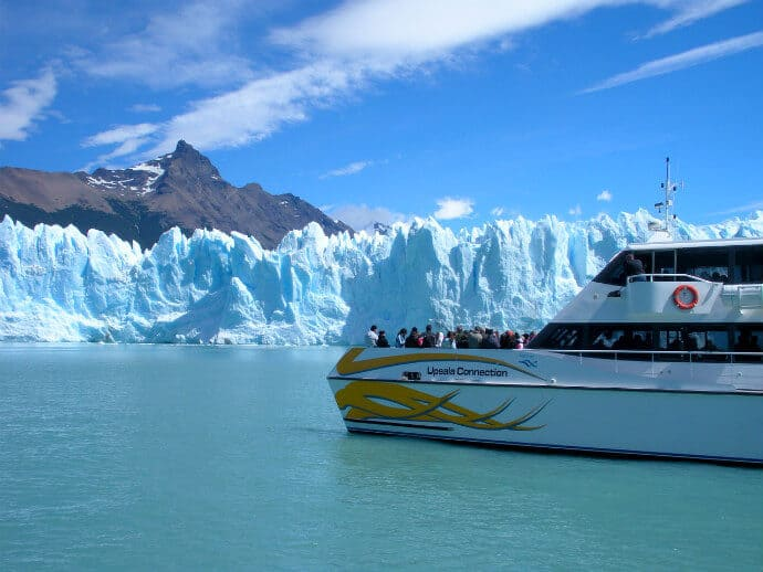 Things to see in Patagonia South America -Perito Moreno Glacier
