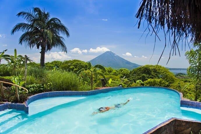 Totoco Eco-lodge on Ometepe Island Nicaragua