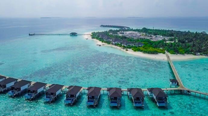 Beautiful Islands to visit - Maldives