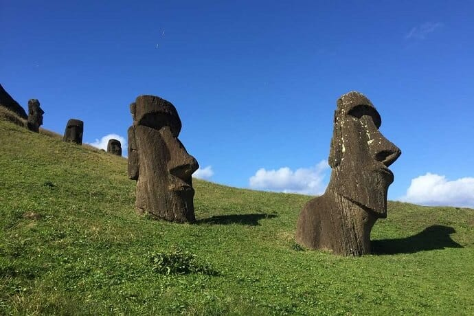 Best Exotic Polynesian Islands - Easter Island