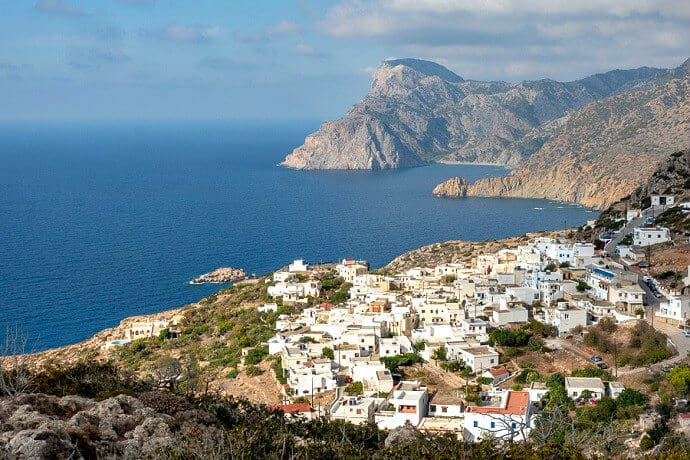 Best Greek Islands - Karpathos Greece