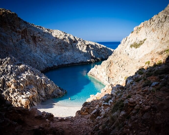 Best Greek islands for beaches -Things to do in Crete