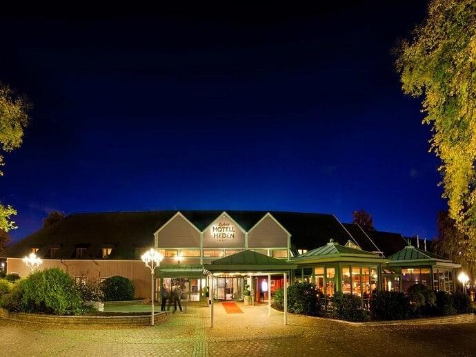 Eco Hotel - Hotell Liseberg