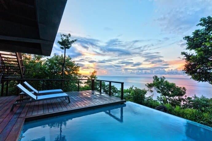 Eco Resort in Dominica - Secret Bay