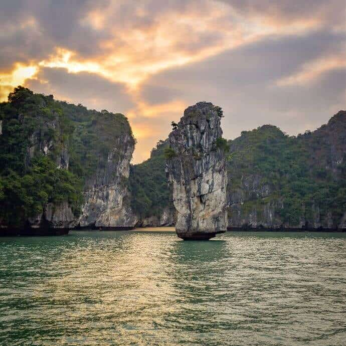 Exotic Asian Islands to Visit - Cat Ba Island Vietnam