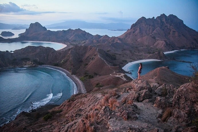 Exotic Islands to Visit in Asia- Komodo Island
