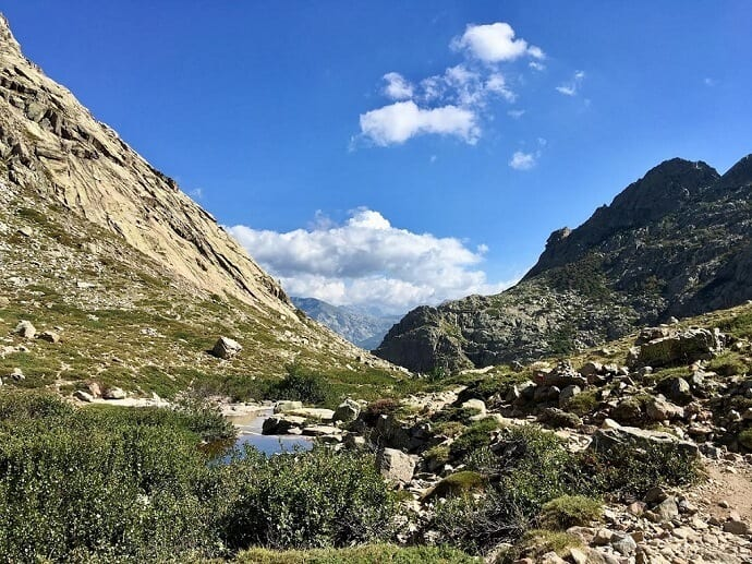Pretty Islands in Europe by Expedition Wildlife Corsica Mountains GR20