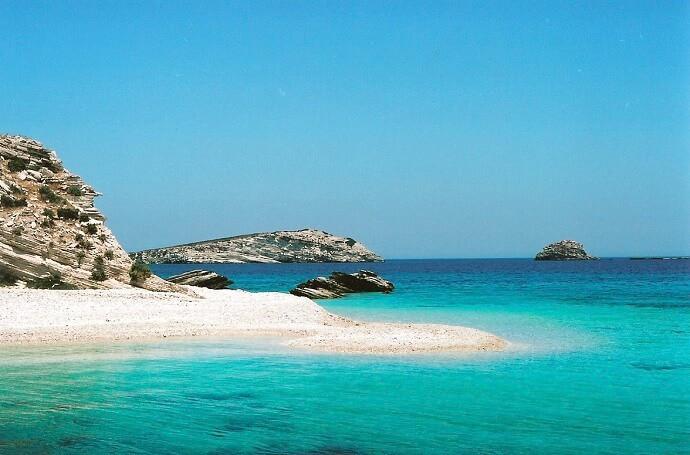 Picturesque Greek island on the Aegean Sea - Leros Greece