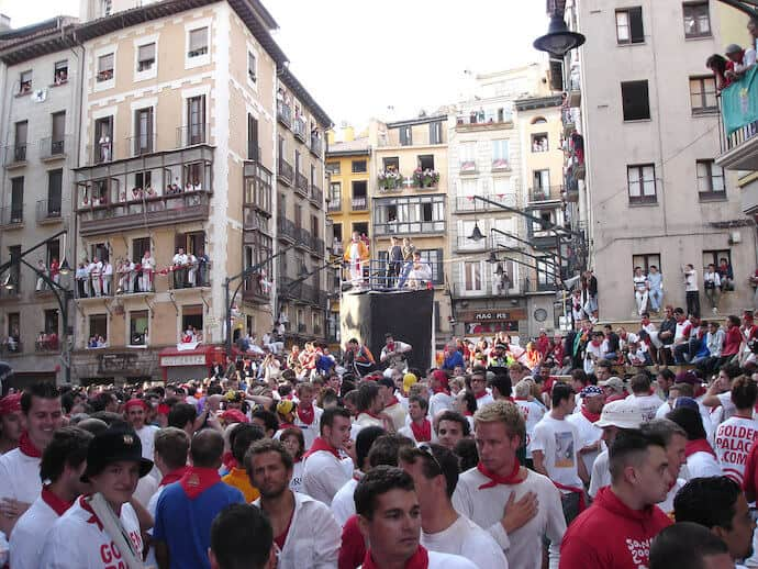 15 Harmful Traditions - Running of the Bulls