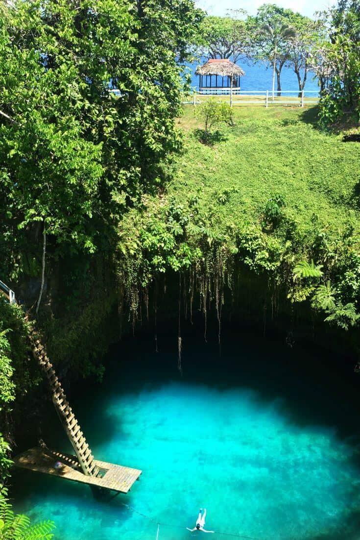 Best Polynesian Islands -Savaii & Upolu Samoa