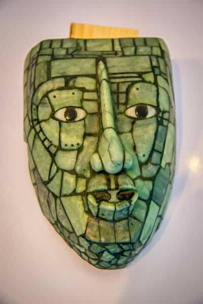 Jade Maya Museum in Antigua Guatemala