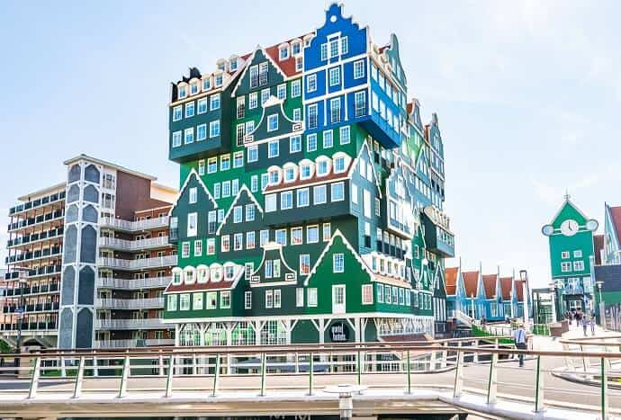 Quirky Hotels -Inntel Zaandam