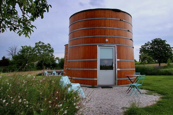 Quirky places to stay -Coup 2 Foudres by Luxe Adventure Traveler
