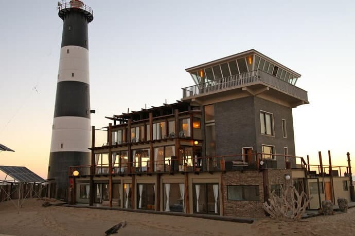 Special Hotels for Birders -Pelican Point Lodge
