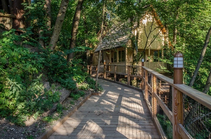 Special Places to Stay -Garden Village Eco Resort