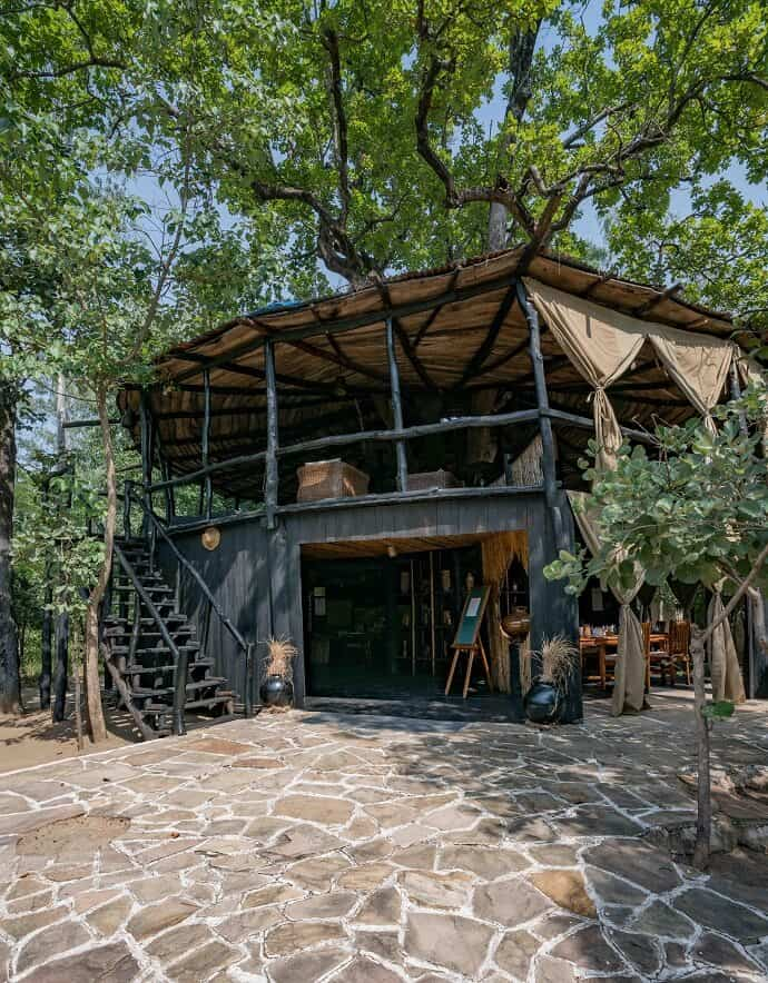 Unusual Holiday Cottages - Treehouse Hideaway, India