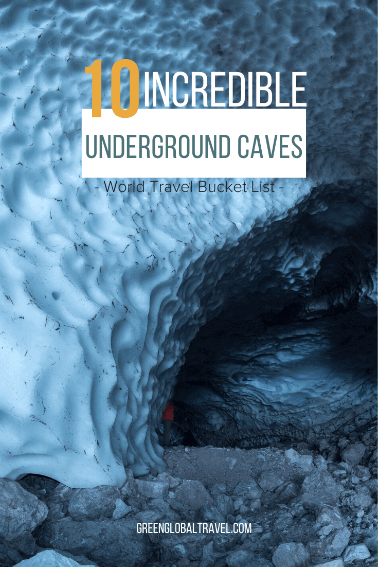 10 Incredible Underground Caves