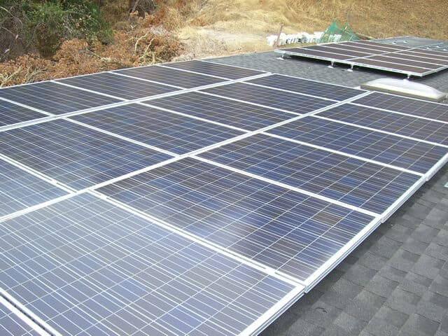 Reduce Carbon Footprint - Solar Panels