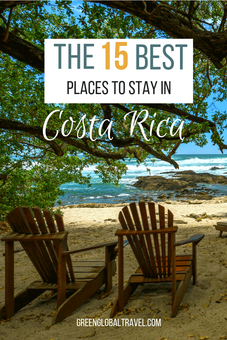 The 15 Best Places to Stay in Costa Rica, including reviews of our favorite resorts, hotels and eco-lodges. #CostaRica #CostaRicaTravel #CostaRicaResorts #CostaRicaHotels #EcoLodges #EcoHotels #PlacesToStayInCostaRica