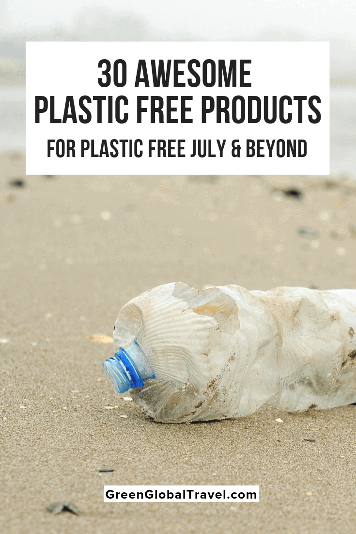 30 Awesome Plastic Free Products for Plastic Free July and Beyond. Find Products Made from Recycled Plastic. Plastic Free Environment | Plastic Free Products | BPA Free Water Bottles | Eco Friendly Bags | Plastic Free Packaging | Products Made From Recycled Plastic Bottles | Alternatives to Plastic Bags | Reusable Straws