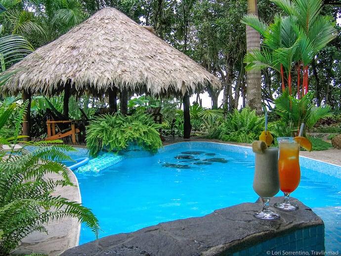 Hotel Banana Azul in Puerto Viejo, Costa Rica