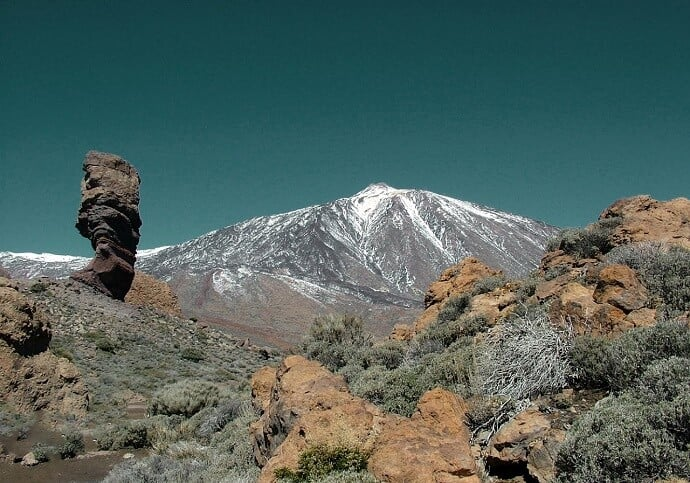 Mount Teide, Northern Tenerife, Canary Islands, Spain