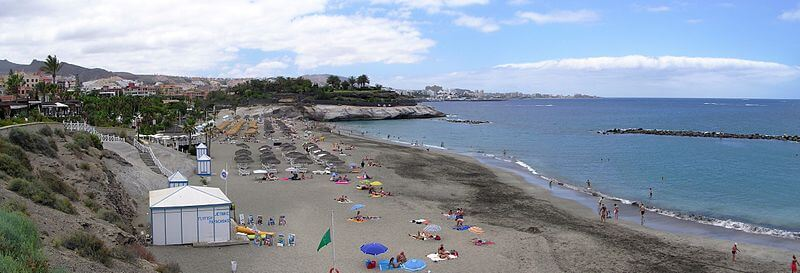 Playa del Duque - Tenerife Beaches