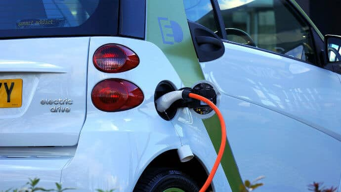 Reduce CO2 Emissions - Choose Electric Cars