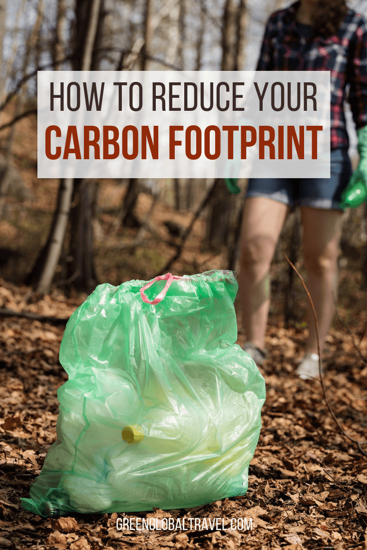 How to Reduce Carbon Footprint (With Carbon Offsets, Carbon Credit, & More). 15 ways to lower carbon footprint at home, in your lifestyle, and how you spend money. via @GreenGlobalTrvl #Carbonfootprint #reducecarbonfootprint #reducecarbonfootprinttips #reducecarbonfootprintideas #reducecarbonfootprinthome #waystoreducecarbonfootprint #howtoreducecarbonfootprint #howtoreducecarbonfootprinttips #howtoreducecarbonfootprintenvironment #carbonoffset #carbonoffsetting #carbonoffsetfootprint