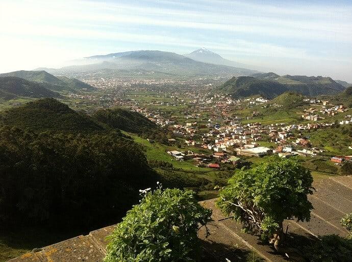San Cristóbal de La Laguna - Northern Tenerife Canary Islands