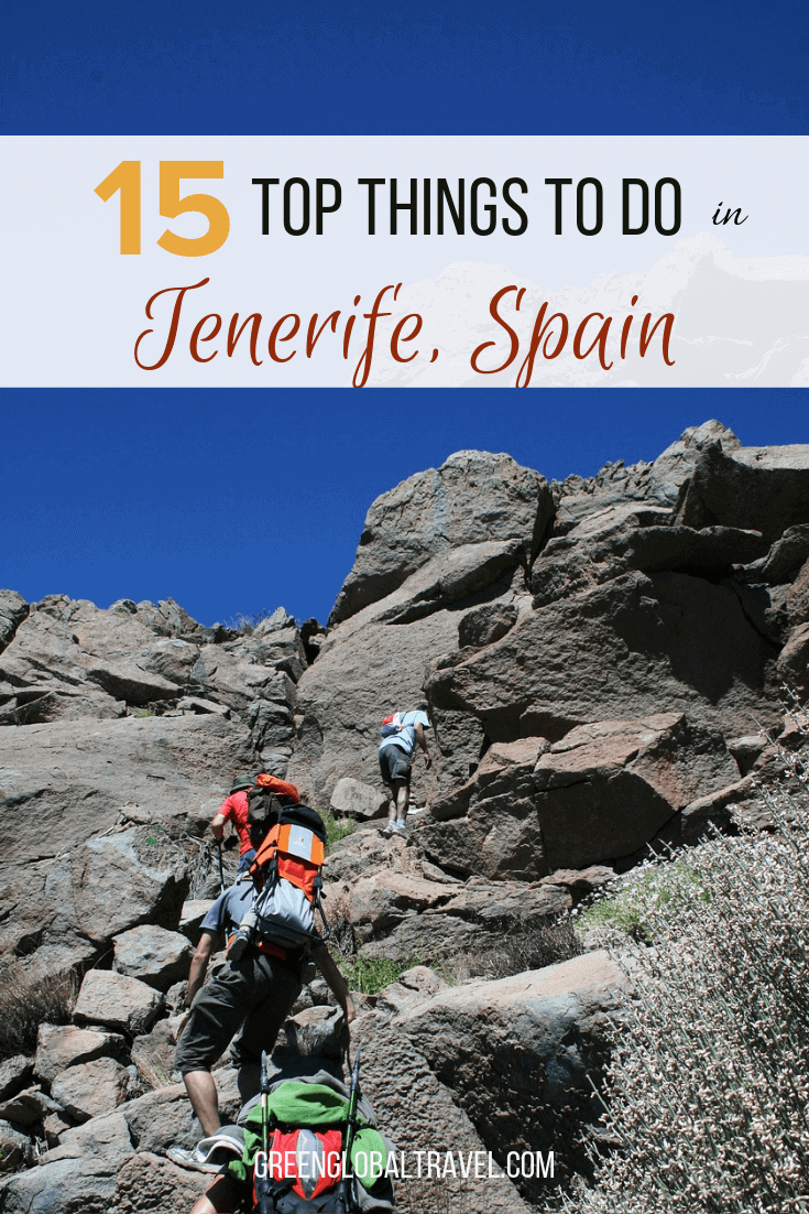 Top 15 Things to do in Tenerife, Spain including the best things to do in Northern Tenerife & Southern Tenerife via @greenglobaltrvl #tenerife #tenerifethingstodoin #tenerifecanaryislands #tenerifecanaryislandsthingstodoin #tenerifecanaryislandstravel #tenerifecanaryislandstravelthingstodoin