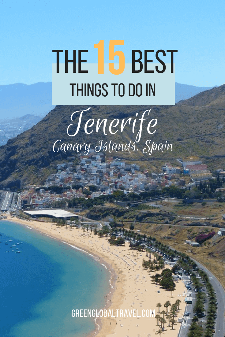 The Top 15 Things to Do in #Tenerife (Canary Islands), including activities & attractions in North Tenerife and South Tenerife. #TenerifeSpain #CanaryIslands #TenerifeSpainTravel #CanaryIslandsTravel #TenerifeSpainTheCanaries #BestIslandstoVisit #tenerife #tenerifethingstodoin #tenerifecanaryislands #tenerifecanaryislandsthingstodoin #tenerifecanaryislandstravel #tenerifecanaryislandstravelthingstodoin