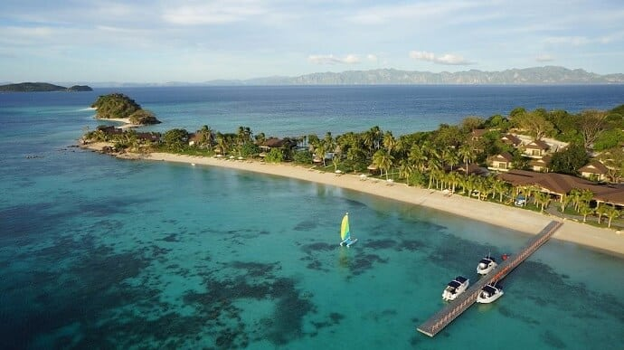 Best resort Coron Island Palawan - Two Seasons Palawan